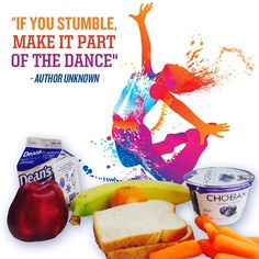Cutting a rug through the noon hour with America's favorite lunch-time dance partner: PB&J, of course.
