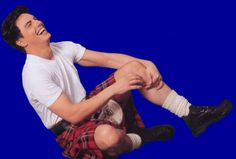CAPTAIN JACK HARKNESS IN A KILT!!!!!! YOU'RE ARGUEMENT IS ENTIRELY INVALID, IT JUST DISAPPEARED!!!!!!!