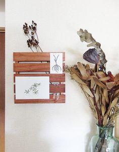 敷くだけじゃないんです。セリアの「100均ウッドデッキ」活用術   LOVEGREEN(ラブグリーン) Frame, Room, Home Decor, Products, Homemade Home Decor, A Frame, Rooms, Frames, Hoop
