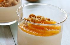 Pumpkin Spice Panna Cotta
