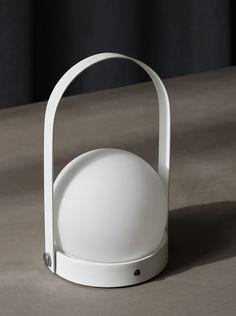Lampa Carrie biała - Menu 4863639, Norm Architects | Fabryka Form