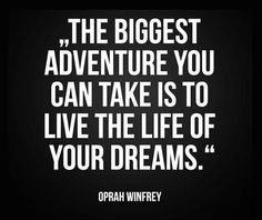 let's take the #adventure