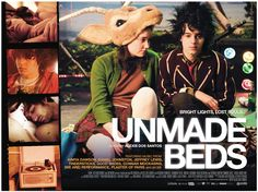 Unmade Beds - our third feature (this time as co-producers).