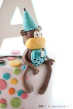 Project Party Studio. #party #kids #custom design #colour #deco #cake