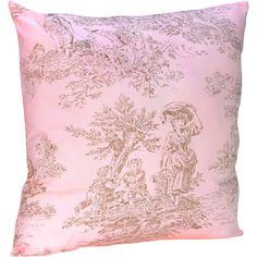 French floral toile