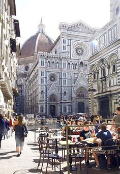 Florence, I remember this place...