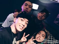 Gray, BeWhy, One, G2 지투