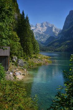 Gosau Lake - Upper Austria, Austria