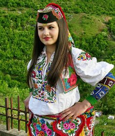 Albanian traditional costume
