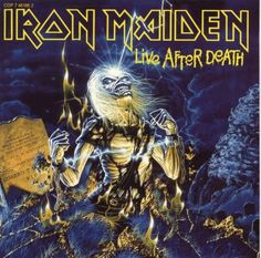 Iron Maiden Album Covers - Bing Images