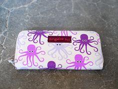 Octopus Bungalow360 Vegan Zip Around Wallet – Alternative Outfitters Vegan Store