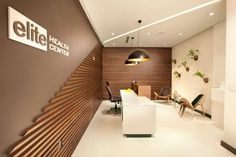 100+ Modern Reception Desks Design Inspiration - Page 7 of 10 - The Architects Diary