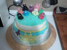 Littel Riccardo's cake!