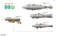 """A few examples of the airships available to the Almenian air fleet in the upcoming RP """"Warhawks: Tattered Skies"""". The ships of the Almenian air fleet generally favor mobility and nimbleness, allowi. Concept Ships, Concept Art, Steampunk Ship, Gothic Steampunk, Steampunk Clothing, Victorian Gothic, Steampunk Fashion, Gothic Lolita, Tecno"""
