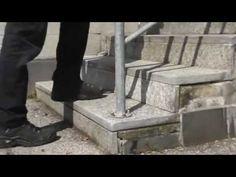 Gehmeditation im Alltag 8 - Treppen - YouTube