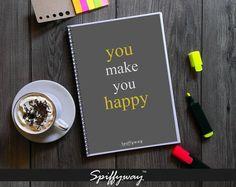Printable Weekly Planner  Daily Planner  Weekly by Spiffyway #dailyplanner #printabledailyplanner #weeklyplanner #monthlyplanner #printableplanner #dailyorganizer #todoplanner