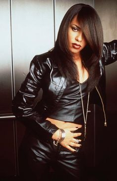 Aaliyah. Absolutely love her music!