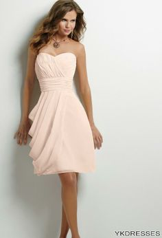 Bridesmaid Dress In a different color