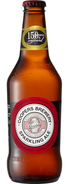 Coopers Sparkling Ale (★★★)