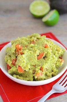 Guacamole Quinoa | Girl Makes Food