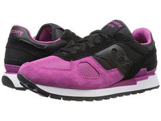 "Saucony Originals Shadow Original Black/Pink ""Raspberry"""