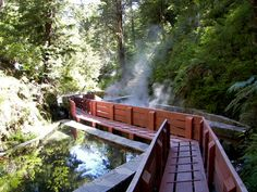termas geometricas with 21 spa pool in the most amazing canyon, near pucon, chile