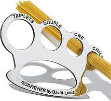 Godfather Spaghetti Measuring Device