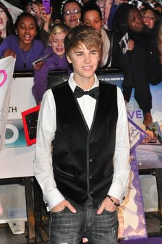 Justin Bieber brings Never Say Never to London
