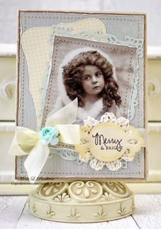 Beautiful cards by Mona, more images in the Pion Blog
