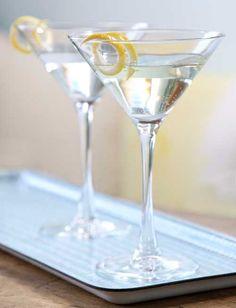 Another Kurt and Lori drink: the Vesper aka James Bond Martini. photographed by Jessica Reid. http://covetgarden.com/blog/