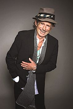 keith richards now presents the History 8)