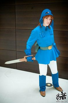 Nausicaa cosplay costume - Nausicaa of the Valley of the Wind film/anime - handmade masquerade clothing - wig included $95.00 USD