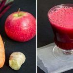 What do you get when mixed thoroughly together the juice of beetroot, carrots and apples? Nothing less than a magic potion that has gained worldwide fame for its amazing effects on health. I Got The Juice, Instant Recipes, Ginger Ale, Apple Juice, Health Magazine, Beetroot, 3 Ingredients, Health Remedies, Tea Tree Oil