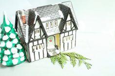 Department 56 Christmas Snow Village house - $40