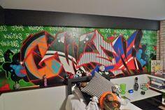 loft tour watts sons room graffiti