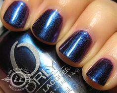 Orly - Royal Velvet (Precious Collection Spring 2011) / LovelyInLacquer