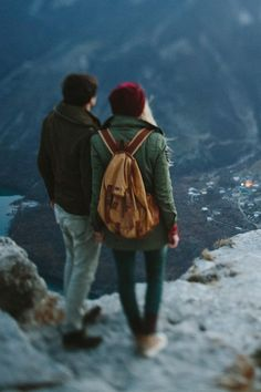 Travel the world with the one you love.