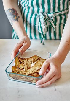 How To Make Eggplant Jerky — Cooking Lessons from The Kitchn | The Kitchn