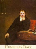 Humphrey Davy, featured in Tahir Shah's novel Timbuctoo | www.timbuctoo-book.com