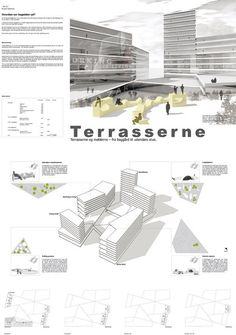 469 best [architecture] panel images in 2018 Architecture Design, Architecture Board, Architecture Graphics, Architecture Visualization, Concept Architecture, Amazing Architecture, Architecture Drawings, Design Presentation, Architecture Presentation Board