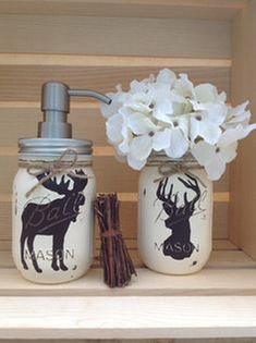 71 Creative DIY Mason Jar Decorations https://www.futuristarchitecture.com/13862-mason-jar.html