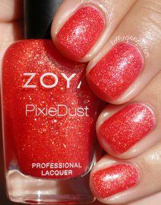 Zoya — Destiny (Pixie Dust Collection   Summer 2013)