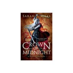 Crown of Midnight (Throne of Glass Series #2) ❤ liked on Polyvore featuring books