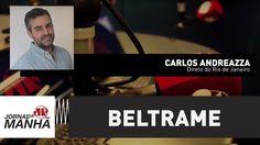 Beltrame já era um ex-secretário em atividade | Carlos Andreazza | Jovem...