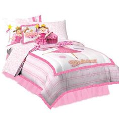 Enter to win Pinkalicious bedding on http://shopwithmemama.com/2012/06/pinkalicious-2-piece-twin-comforter-set-giveaway - Good luckalicious!