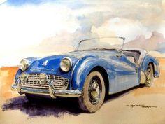 Painting Car
