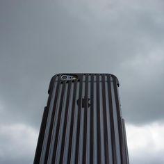 Vertical Element Case for iPhone 6/6s Plus - Titanium Black - Elemental Cases…