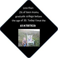 Way to beat the statistics Congrats!