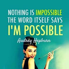 We've collected 68 of the BEST Audrey Hepburn Quotes available along with the best images we could find! I believe in pink quotes and other Audrey Quotes Life Quotes Love, Great Quotes, Me Quotes, Funny Quotes, Inspirational Quotes, Qoutes, Motivational Quotes, Quote Meme, Acting Quotes