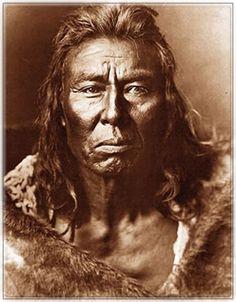 Native American - Curtis, via Flickr.
